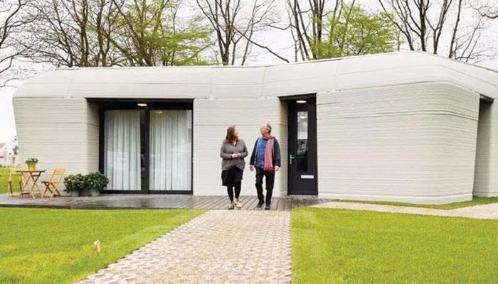 3Dپرنٹنگ ٹیکنالوجی گھروںکی کمی پورا کرسکتی ہے