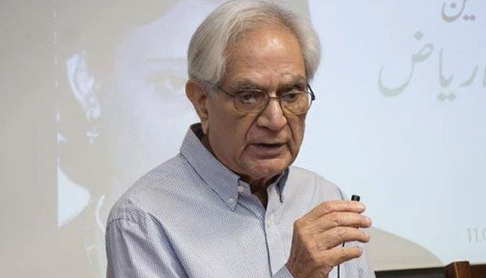 افسانہ نگار، صحافی اور مترجم ''مسعود اشعر''