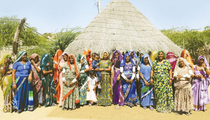 تھر کی خواتین