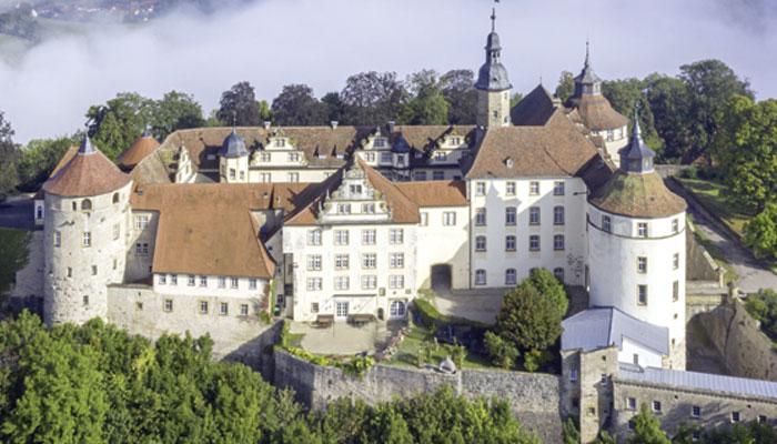 جرمنی کے قلعے اور محلات، عظیم تعمیراتی شاہکار