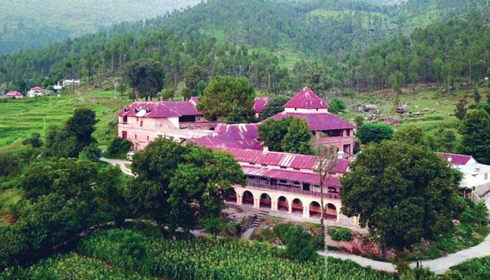 200سال پرانا شیر گڑھ قلعہ