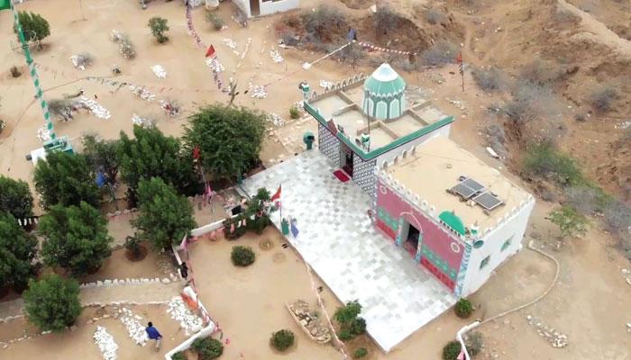 سسی پنو کا شہر: ''بھنبھور''