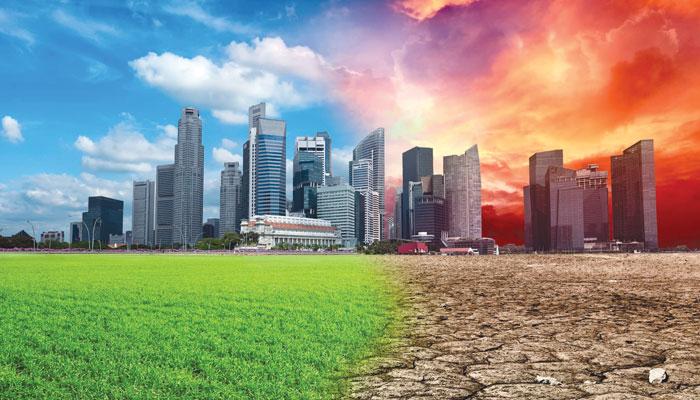 دنیا کو اس وقت کن ما حولیاتی مسائل کا سامنا ہے؟