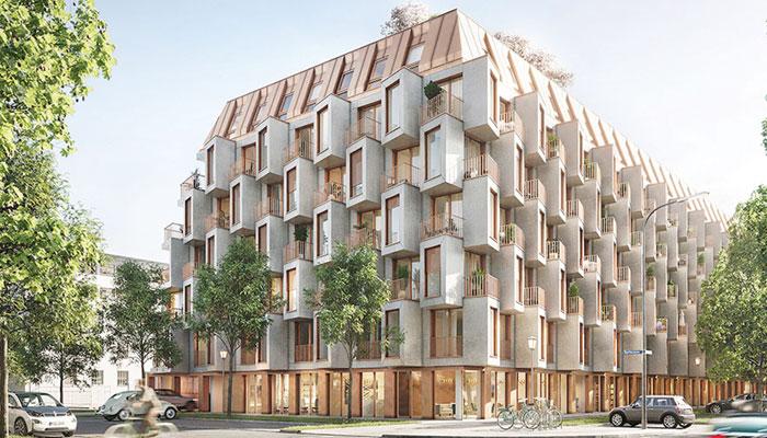 عمارتیں ڈیزائن کرنے کا ایک نیا انسان دوست تصور
