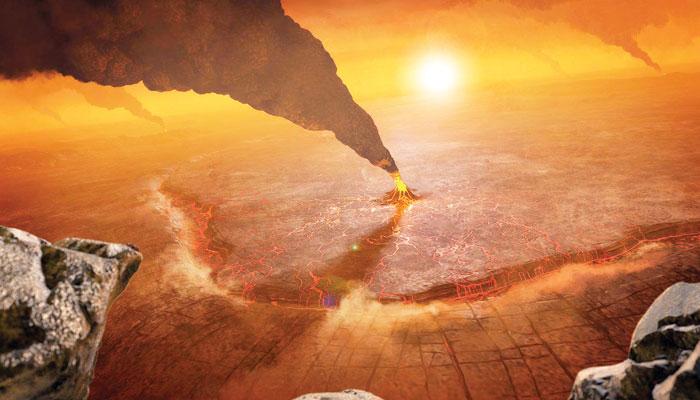 سیارہ زہرہ ناسا کا اگلا ہدف