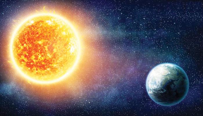 سورج: کرہ ارض پر حیات کا رکھوالا