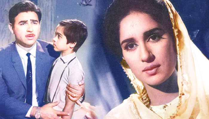ایک یادگار سبق آموز فلم ''دوسری ماں''