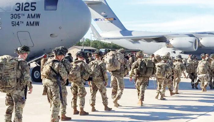 امریکا، عراق سے بھی نکلنے والا ہے؟