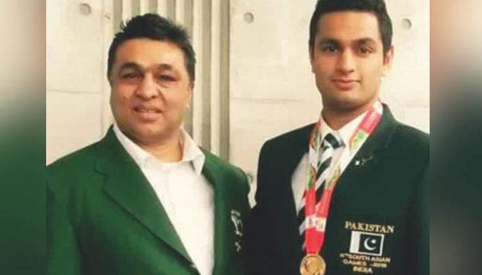 ٹوکیو اولمپکس: بیٹا میڈل حاصل نہ کرسکا کھیل میں ایسا ہوتا ہے، حسین شاہ
