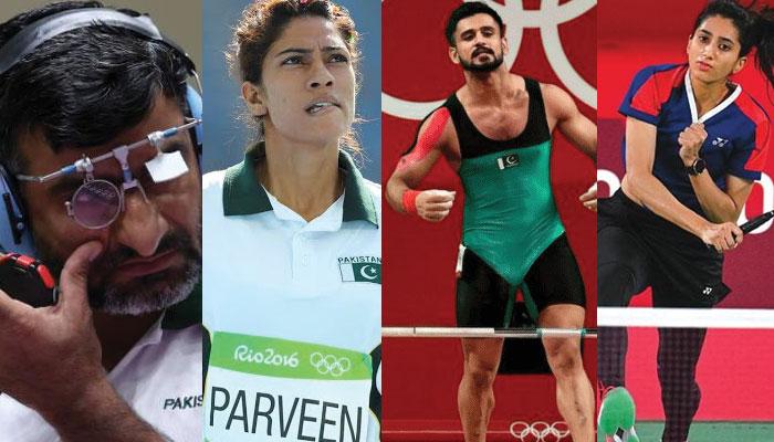 اولمپکس: پاکستان کی مایوس کن پرفارمنس نئی نہیں