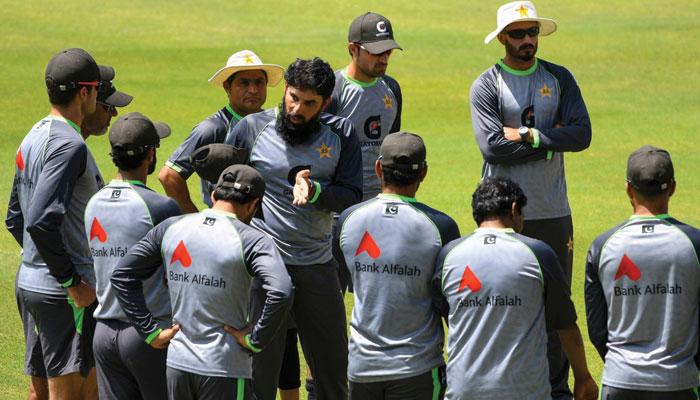 T20 ورلڈ کپ، پاکستانی ٹیم تجربات کے مراحل میں