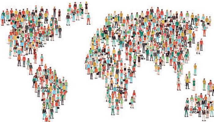 بڑھتی آبادی اور درپیش مسائل
