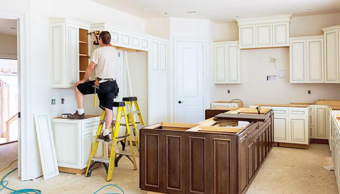 گھر فروخت کرنے سے پہلے تزئینِ نو کرنا