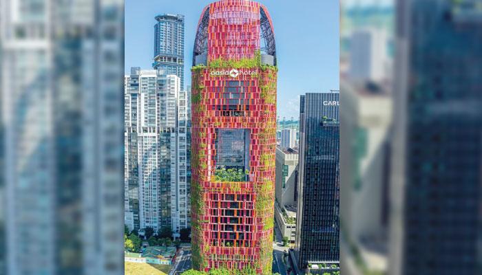 فنِ تعمیرات کا شاہکار چند بلند و بالا عمارتیں
