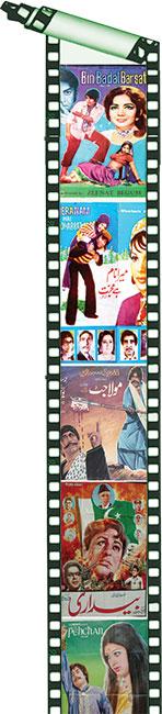 قیامِ پاکستان کے بعد فلمی صنعت مختلف نشیب و فراز سے گزری