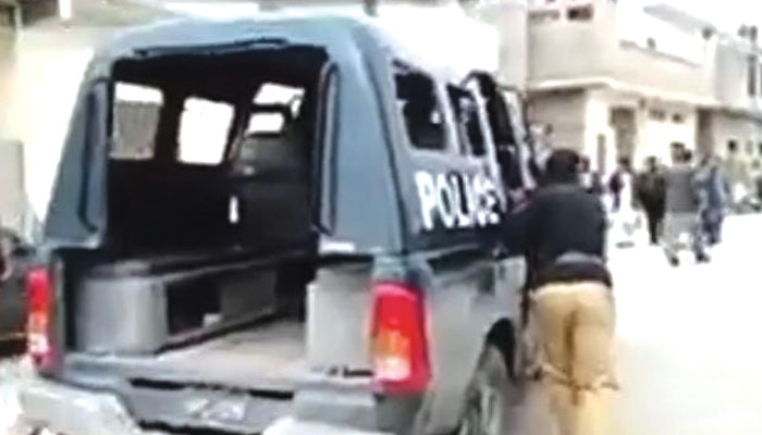 ریجنل پولیس نظام ناکام، جرائم بے قابو