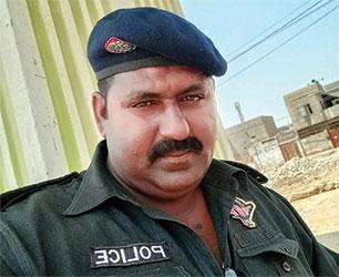دہشت گردی کے خلاف جنگ میں پولیس کی قربانیاں