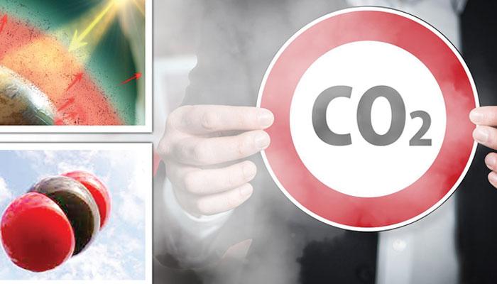 کاربن ڈائی اکسائیڈ اور کرہ ارض کو لاحق خطرات