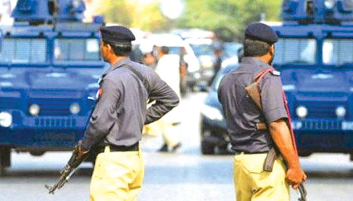 پولیس کا سماجی برائیوں کے خلاف کریک ڈاؤن
