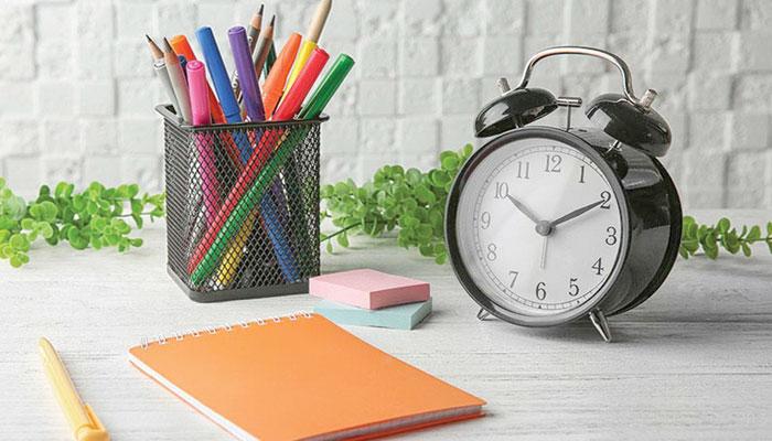 وقت کی قدر اور اسے منظم کرنا
