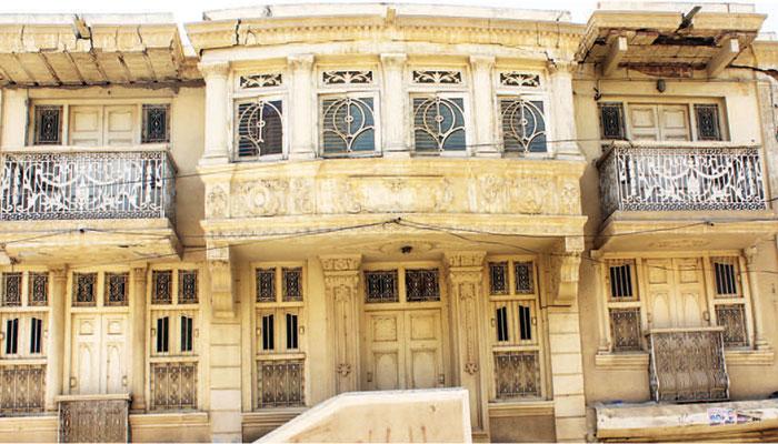 ''ہیر آباد'' منفرد طرز تعمیر اور کشادہ گلیوں کی وجہ سے کبھی حیدرآباد کا پیرس کہلاتا تھا