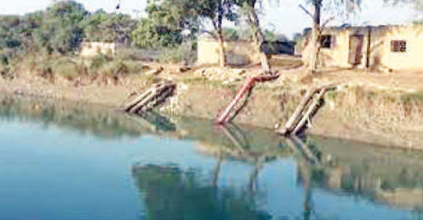 سندھ کا قدیم نہری نظام