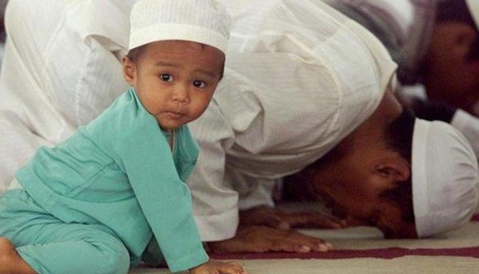 بے شعور بچوں کا مسجد میں آنا منع ہے