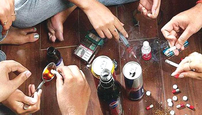 منشیات فروشوں کے خلاف پولیس آپریشن