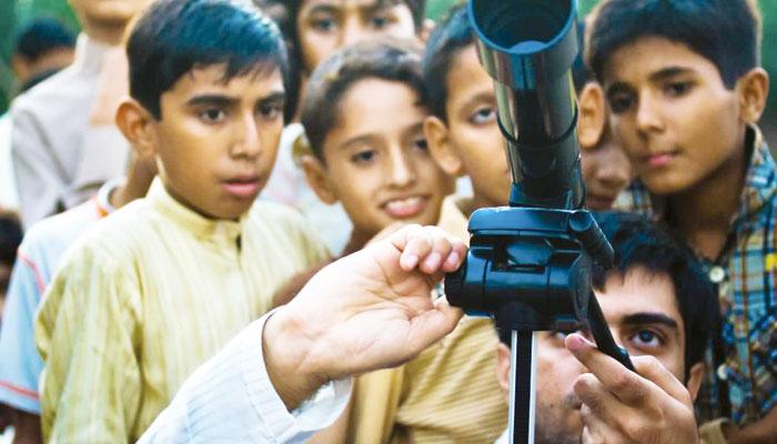 لاہور میں آسمانوں کی سیر