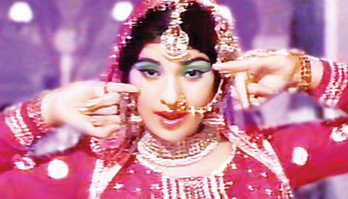 کلاسیک سنیما! اداکارہ ''عشرت چوہدری''