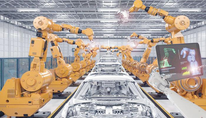 جاپانی معیشت، صنعتی ترقی کی معراج