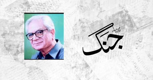 Masood Ashar Column 15 1 2019