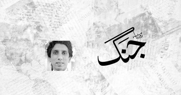 Azaz Syed Column 21 4 2019