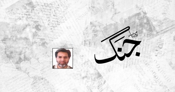 Saleem Safi Column 20 3 2019