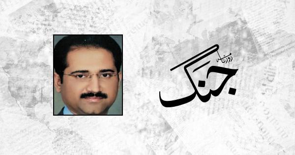 Asif Ali Bhatti Column 10 4 2019