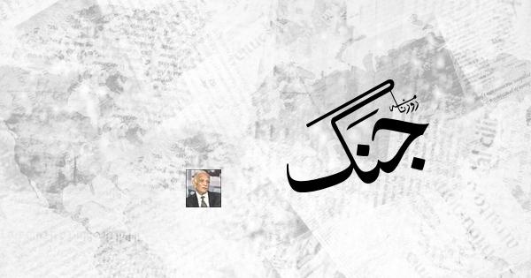 Barrister Aamir Hassan Column 18 10 2019