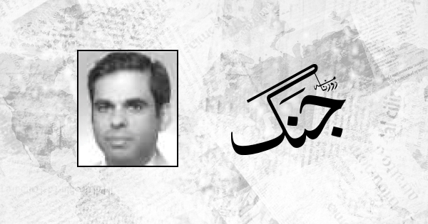 Dr Furqan Hameed Column 5 2 2019