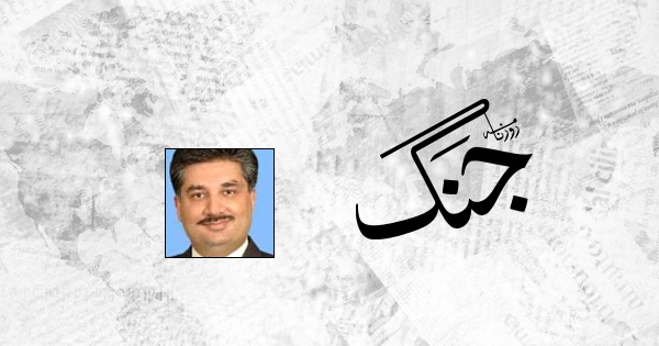 Engineer Khurram Dastgir Khan Column 20 3 2019