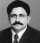 Mazhar Barlas Columnist file photo with Daily Jang Akhbar