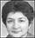 Mussarat Jabeen Columnist file photo with Daily Jang Akhbar