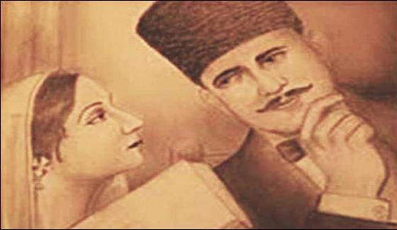 How Allama Iqbal And Atiya Meeting