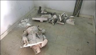 Portugal Selfie Seeker Destroys Historic Statue