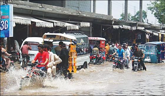 Kelectric Creates Problems For Karachiits During Rain