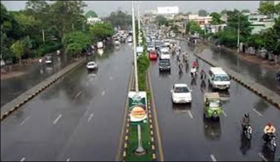 Rain Again In Karachi