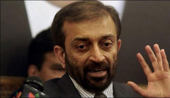 People Came From Islamabad And Rawalpindi To Karachi Farooq Sattar