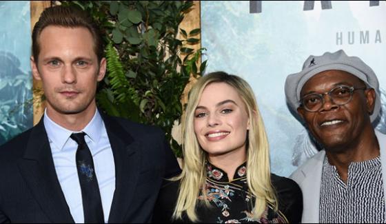 The Legend Of Tarzan Movie Premiere In Los Angeles