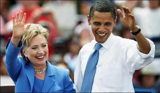 Obama Heliary Clinton Will Participate In Election Campaign