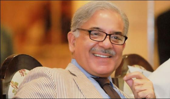 Economic Corridor Is A Great Gift Cm Shebbaz Sharif