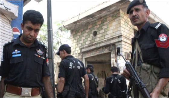 Peshawar Search Operation 121 Suspects Arrested