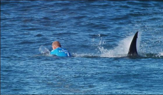 Champion Surfer Mick Fanning To Return To The Scene Of Shark Attack